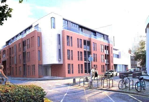 The Building (Cgi)