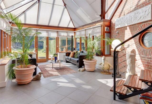 Garden Room/Atrium