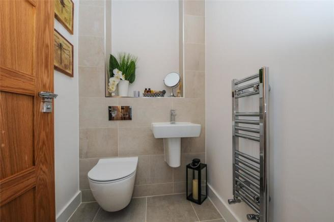 One Of 2 Cloakrooms