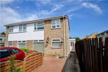 3 bedroom semi detached home in Wolsey Way...