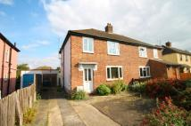3 bedroom semi detached property for sale in WARD ROAD, Cambridge, CB1
