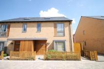 semi detached home to rent in Banner Road, Cambridge...