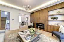 Terraced property in Radnor Place, London...