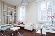 1 bed Flat to rent in Maddox Street, Mayfair...
