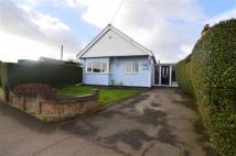 Detached Bungalow in High Road, Fobbing, Essex
