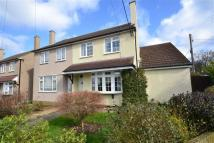 semi detached property in Gordon Road...