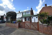 3 bedroom semi detached property in Oxley Gardens...