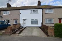 Terraced property in Dickens Avenue, Tilbury...