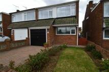 4 bedroom semi detached property in Brampton Close...