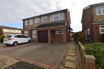 semi detached home for sale in Beckett Drive...
