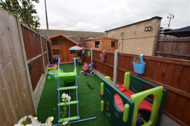 Child's play area