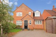 4 bed Detached house in Sandbourne Avenue...