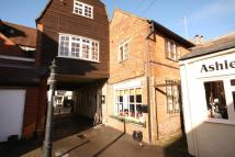 property to rent in Salisbury Street, Blandford Forum, Dorset, DT11 7AR