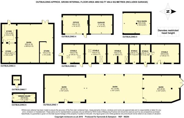 Floorplan- Buildings