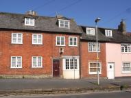 Terraced property in South Street, Bridport...