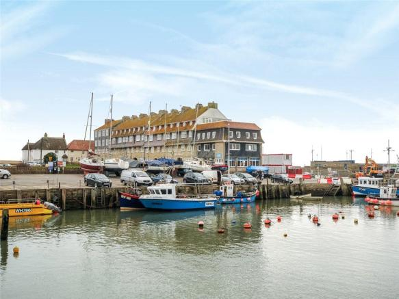 Front and Harbour