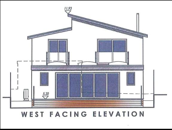 West Elevation