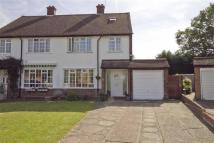 semi detached property for sale in Mills Close