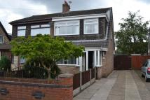 semi detached property in Hornby Crescent...