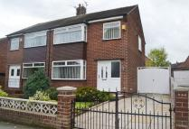 semi detached house in Nutgrove Hall Drive...