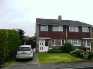 semi detached home in Rowlands Rise, Puriton,