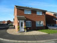 2 bedroom semi detached property in Carlton Drive, Bridgwater