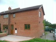 1 bed semi detached home in Nr Fiddington, Bridgwater