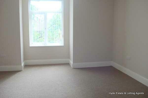 <p>Open plan living room</p>