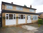 4 bed Detached home in Kibworth Close...