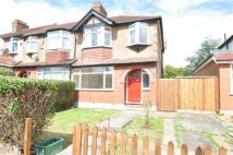 3 bedroom End of Terrace property to rent in Empire Road, Perivale...