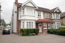 Elm Grove Road semi detached house to rent