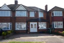 5 bed semi detached house in Francklyn Gardens...