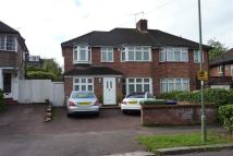 4 bed semi detached home for sale in Francklyn Gardens...