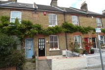 2 bedroom Terraced property in Johnson Road, Bromley...