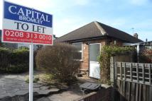 Detached Bungalow to rent in Shortlands Gardens...