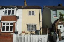 semi detached house in Addison Road, Bromley...