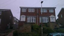 semi detached house to rent in Russell Close...