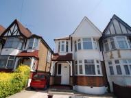 semi detached house to rent in Ballogie Avenue, Neasden...