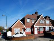 semi detached property in Cairnfield Avenue...