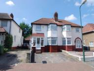 semi detached house in Alder Grove, Dollis Hill...