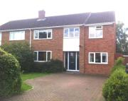 semi detached house for sale in Merlin Close, St. Neots...