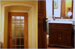 Doors & bathroom