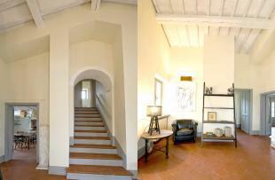 Stairs and corner