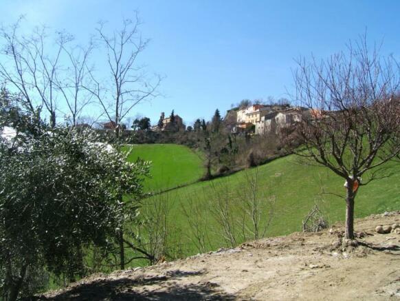 San Donato town
