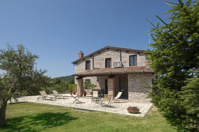 Pattio house