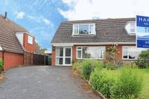 semi detached home to rent in Meadow Close, Cressage...