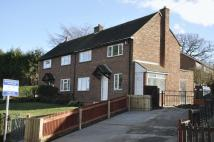 semi detached house to rent in The Moors, Cressage...