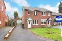 semi detached house in Hawthorne Close, Telford