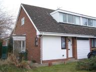 3 bedroom semi detached home to rent in Catherton Close...