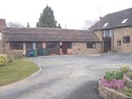 Stable Cottage Wall town Farm Cleobury Mortimer Barn to rent